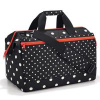 Сумка Allrounder L pocket mixed dots, Reisenthel